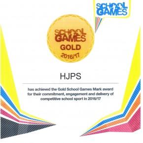 Gold Mark 2016-17