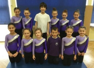 KS 1 AND KS2 GYMNASTICS TOURNAMENT