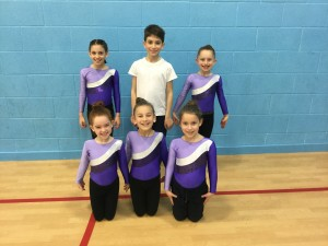 KS2 GYMNASTICS FINALS